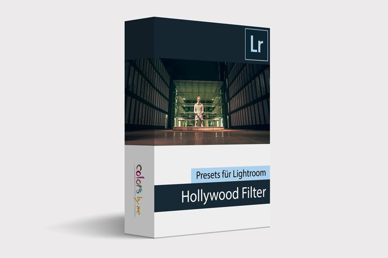 22 Hollywood Filter für Lightroom