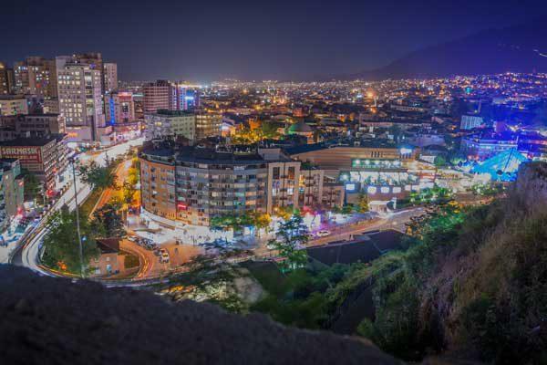 Nacht - Beleuchtung - City